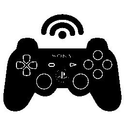 Ps3 のワイヤレス ゲーム無料のアイコンを制御します。