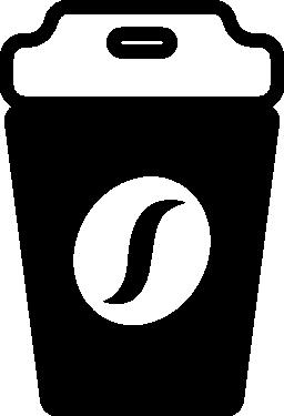 飲料容器カバー無料アイコン