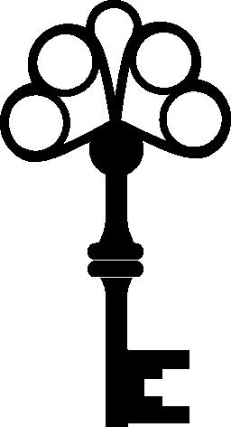 キーの古いデザイン無料のアイコン