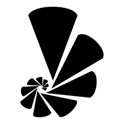 オゾン チャート無料アイコン
