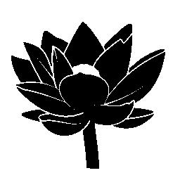 花飾りの無料アイコン
