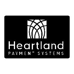 ハートランド支払いカードのロゴの無料アイコン