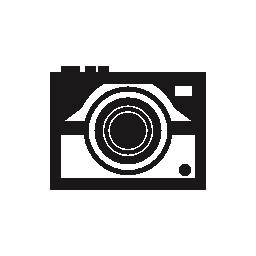 写真カメラ ツール バリアント無料アイコン