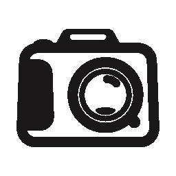 写真カメラ ツール無料アイコン