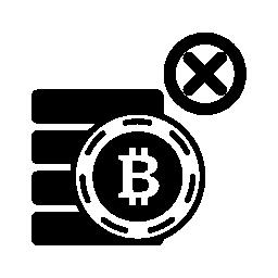 Bitcoin は、シンボル無料のアイコンを受け付けていません