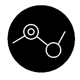サークル インターフェイス seo 無料アイコンの円で記号