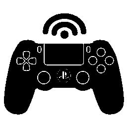 Ps4 ワイヤレス ゲーム無料のアイコンを制御します。