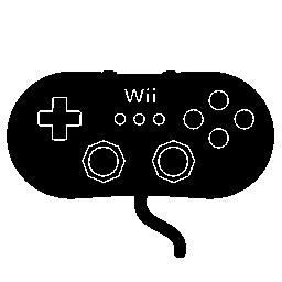 ゲームの無料のアイコンのための Wii u コントロール