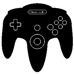 N64 ゲーム コントロール無料アイコン