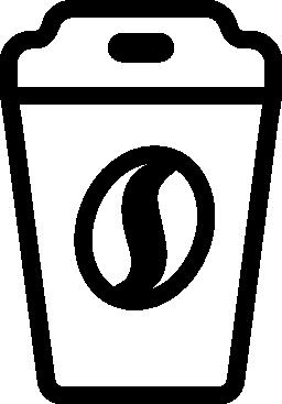 商業飲むガラス カバー無料アイコン