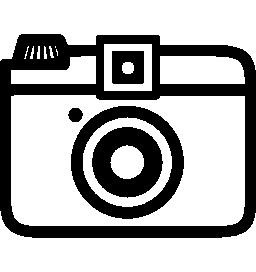 写真カメラ前面概要無料アイコン