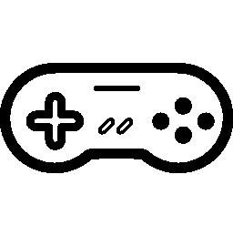 無料ベクトルのアイコンの最大のデータベースゲーム パッド無料アイコン