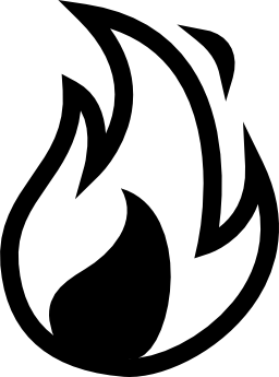 火の炎の無料アイコン