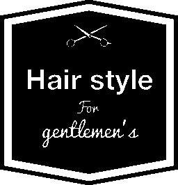 紳士の無料アイコンの髪のスタイル