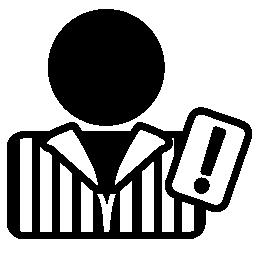 感嘆符記号無料アイコンとゲームのキャラクター