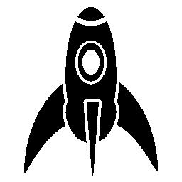 宇宙船無料アイコン