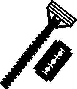 カミソリ ツール無料アイコン