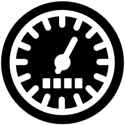 スピード メーター バリアント ツール シンボル無料アイコン