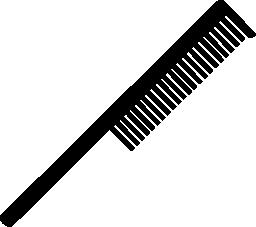 くし髪無料のアイコンのためのツール