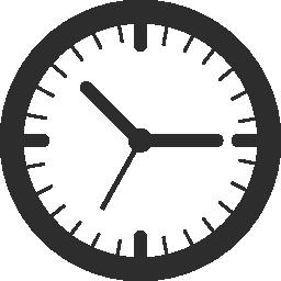 時計 2 無料アイコン