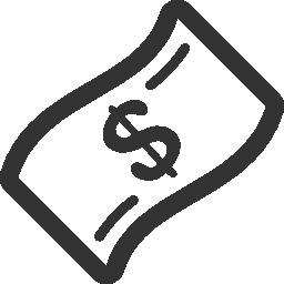 紙幣無料アイコン