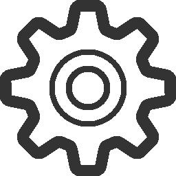 設定プログラム無料アイコン