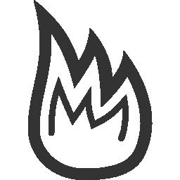 火災無料アイコン
