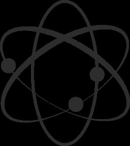 科学 2 無料アイコン