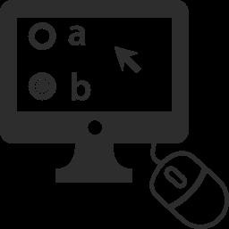 オンライン テスト無料アイコン