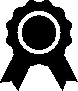 紫綬褒章を受章弓無料アイコン