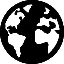 惑星の地球の無料のアイコン
