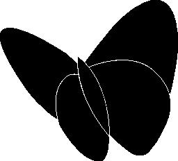 蝶の飛行無料アイコン