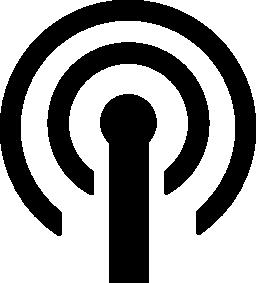 Wifi 信号。無料のアイコン
