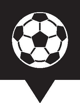 ピン サッカー無料アイコン
