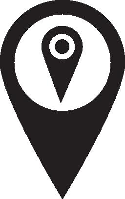 ピンに位置する無料のアイコン