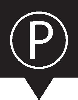 駐車場無料アイコンのピン