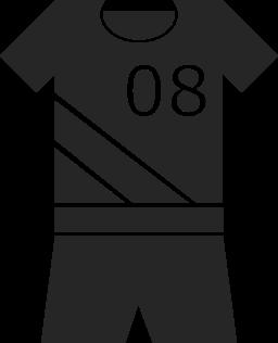 無料ベクトルのアイコンの最大のデータベース無料ベクトルのアイコンの最大のデータベース無料ベクトルのアイコンの最大のデータベーススポーツ服無料アイコン
