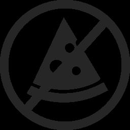ピザ無料アイコンの禁止