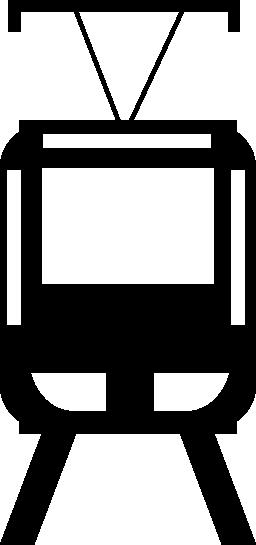 高速鉄道無料アイコン