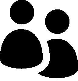 グループ図形の無料アイコン
