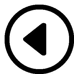 サークル概要無料アイコン内部左側に三角形の矢印