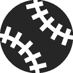 無料ベクトルのアイコンの最大のデータベース野球ボールの無料アイコン