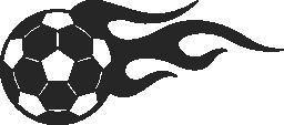 ボール サッカー無料アイコン