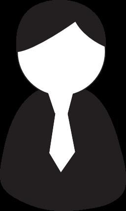 無料ベクトルのアイコンの最大のデータベースネクタイの無料のアイコンを持つ男