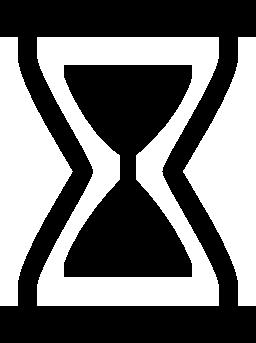 砂時計の無料アイコン