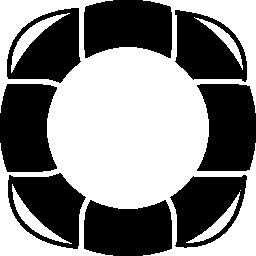 ゴム製のリングの無料のアイコン
