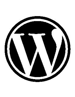 無料のワードプレスのアイコン