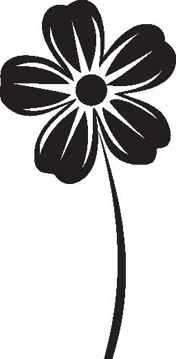 無料ベクトルのアイコンの最大のデータベース無料ベクトルのアイコンの最大のデータベース無料のアイコンを 5 枚の花弁の花