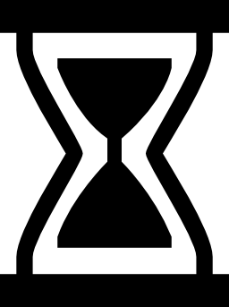 砂時計時計無料アイコン