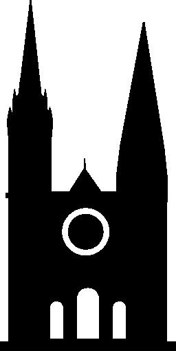 無料のアイコンをフランスのシャルトル大聖堂